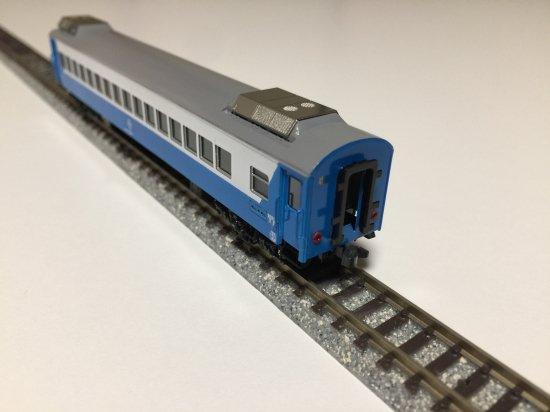 鉄道模型 Nゲージ 35SPK2300 冷気 平快 復興號 ライトブルー 真鍮 エッチング