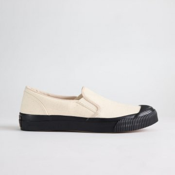 SHELLCAP MOULD SLIP-ON #KINARI/BLACK [PRAS-06-002] _ PRAS | プラス