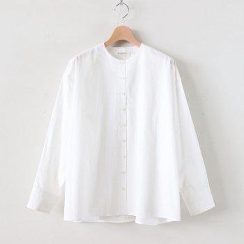 パヴォシャツ #WHITE [20-305] _ susuri | ススリ
