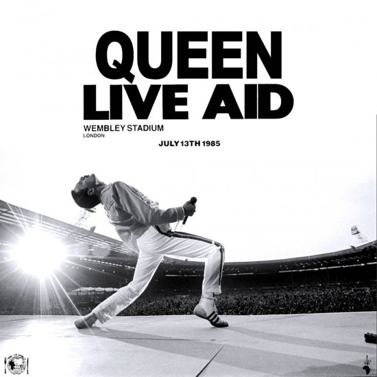 QUEEN / LIVE AID