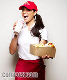 Olivia Munn - Halloween Photoshoot for Complex Magazine - Hot Celebs Home