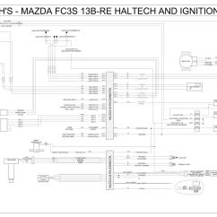 Haltech Wiring Diagram Two Lights One Switch For E8 To 13b Re Rx7club Mazda Rx7
