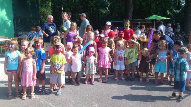 Dětské odpoledne s Hasiči 2012