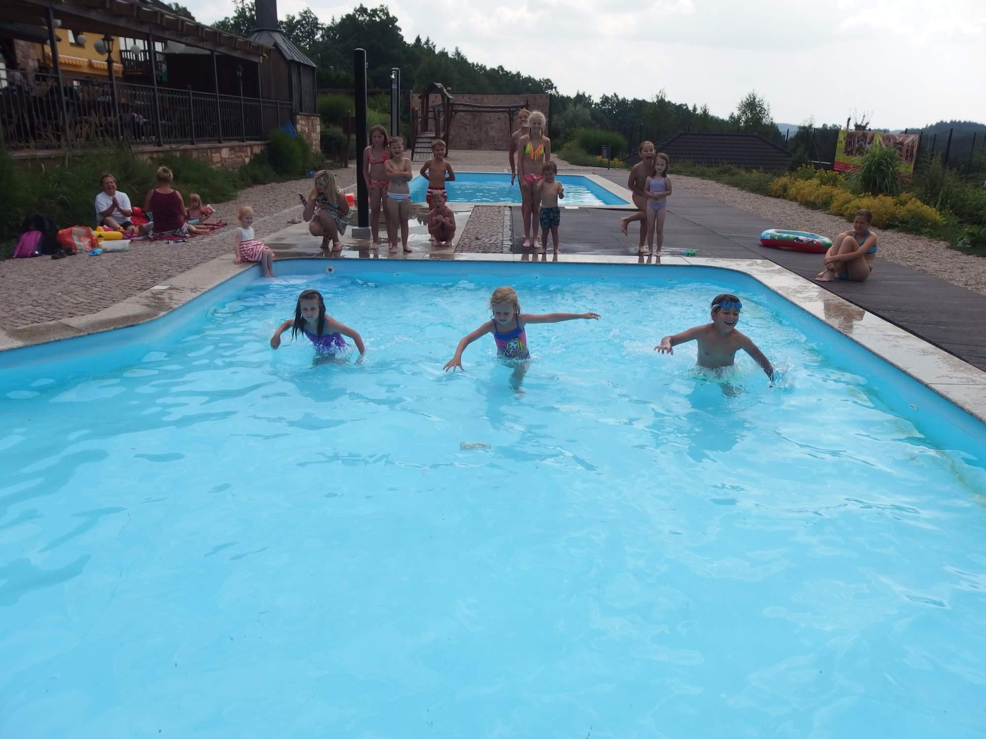 Summer Camp Rajce Bathroom