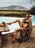 Karolina Kurkova in Vogue magazine - Hot Celebs Home
