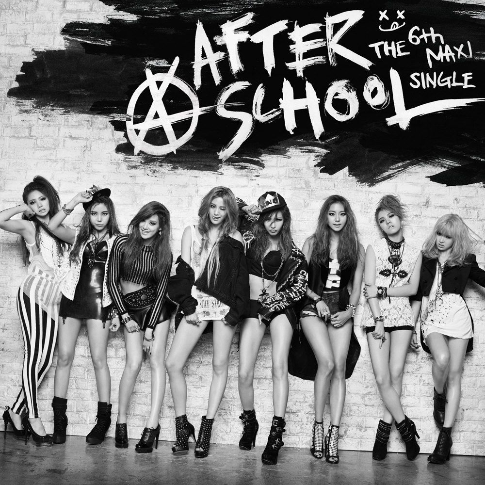 [Single] After School - First Love [The 6th Maxi Single]