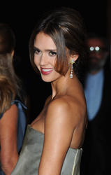 Actress Jessica Alba attends the Uomo Vogue Hosts Dinner For Quentin Tarantino during the 67th Venice International Film Festival - Hot Celebs Home