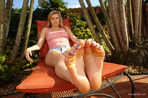 gorgeous wrinkled soles