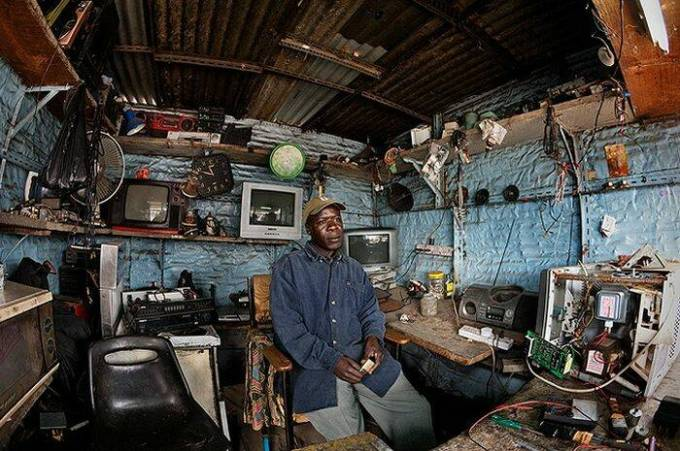 tiendaskenya18 - Así son las tiendas en Nairobi, Kenya