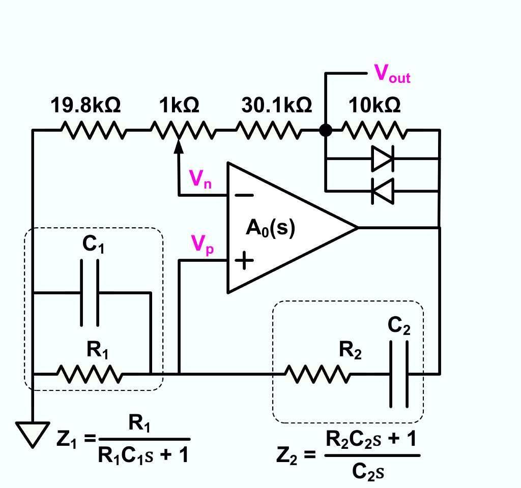wein bridge oscillator circuit diagram allen bradley reversing motor starter wiring schumann resonance generator  d masek album na rajčeti
