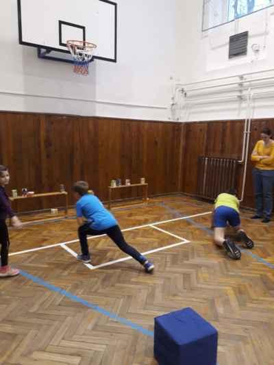 Poslední trénink v tělocvičně 2019