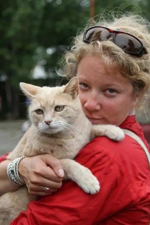 alcaldegato16 - El alcalde de un pueblo de Alaska es un gato (un gato de verdad)