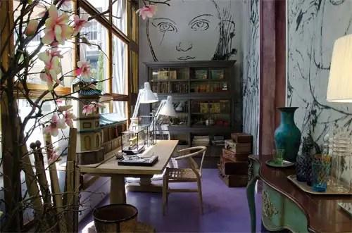 Casa Decor, espacio El Corte Inglés de Encarna Romero