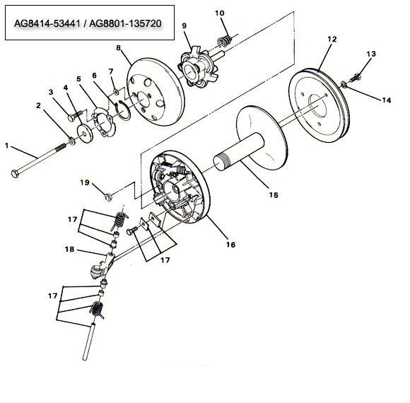 Harley Davidson Golf Cart Carburetor Diagram