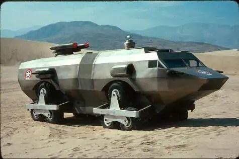 mediumlandy - Así iban a ser los coches del futuro, según la ciencia-ficción