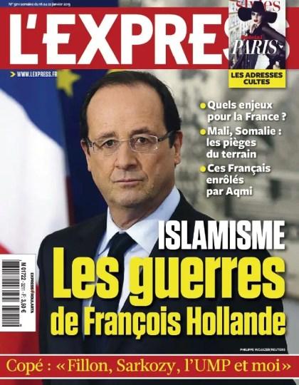 L'Express N°3211 du 16 au 22 Janvier 2013