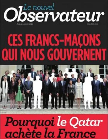 Le Nouvel Observateur N°2513 du 03 au 09 Janvier 2013