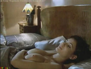 Celebrities sex and nude scene collection from TV and