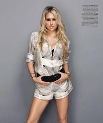 Anna Kournikova leggy in Capitol File Magazine Spring '10 - Hot Celebs Home