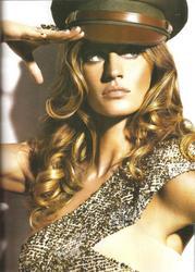 Gisele Bundchen - Vogue Latin Magazine (May 2010) - Hot Celebs Home