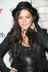 Lindsay Lohan attends Star magazine's Young Hollywood party in Los Angeles - Hot Celebs Home