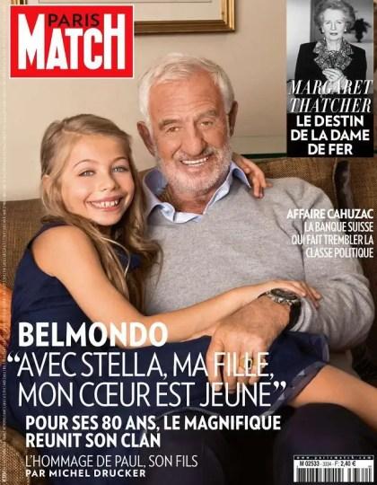 Paris Match N°3334 du 11 au 17 Avril 2013