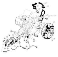 Harley Davidson Golf Cart Engine Diagram, Harley, Free