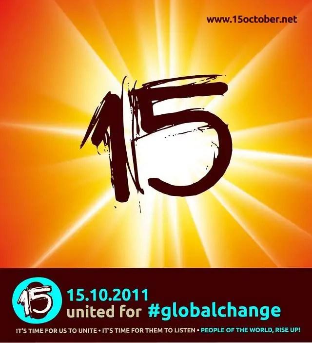 Noticias Curiosas - Manifestación Global el 15 de Octubre