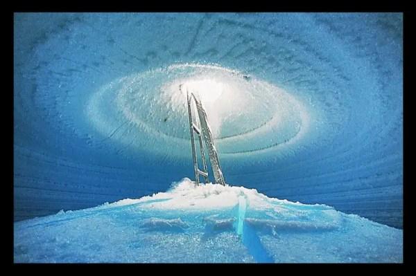 60978355 - Estación Rusa en la Antártida