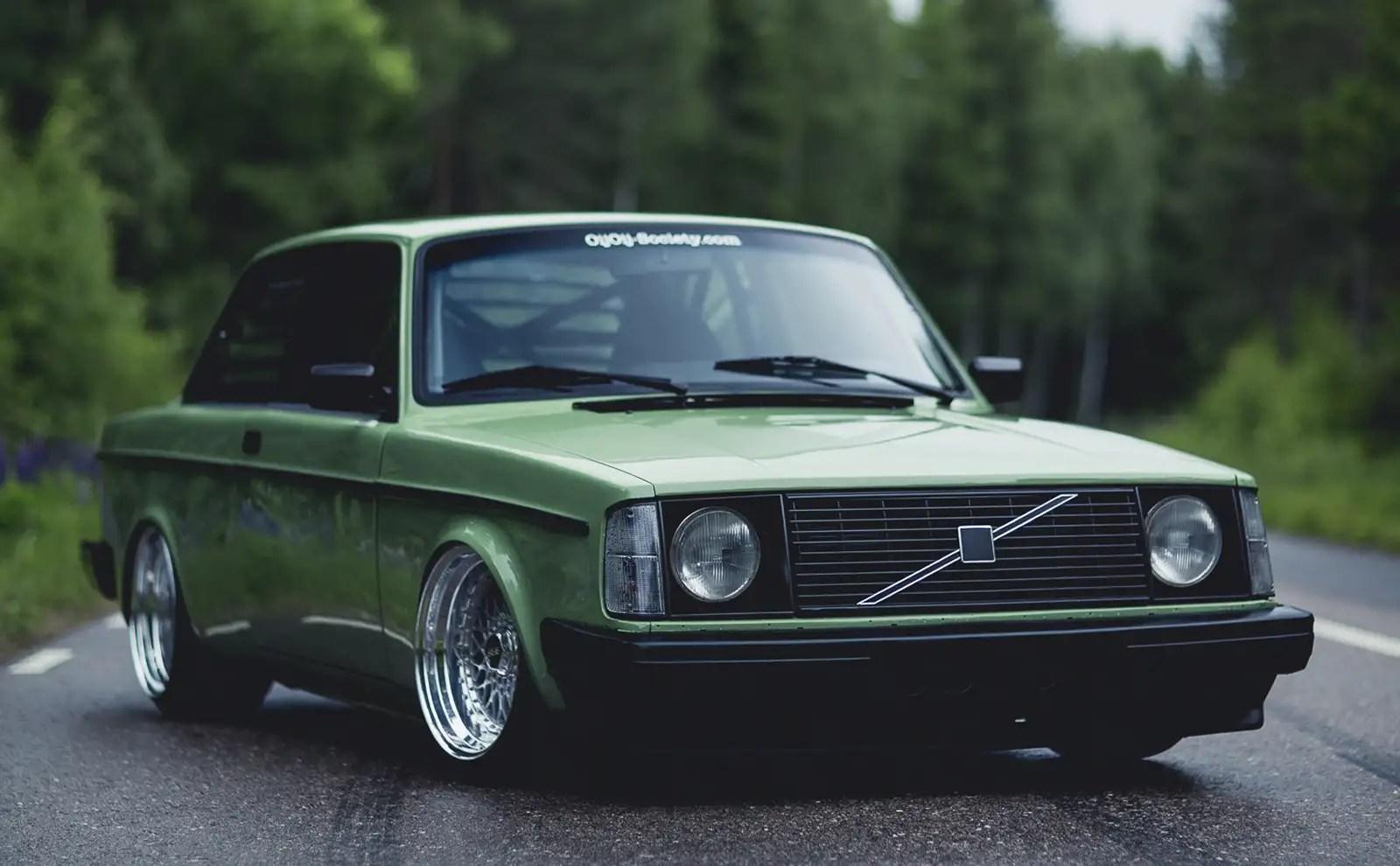 1992 940 Gl Wiring Diagram Volvo 242 Custom By Patrick Lindgren Used Daewoo Cars