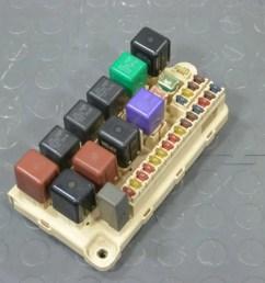 95 lexus ls400 underhood fuse box assembly relays fuses  [ 1600 x 1200 Pixel ]
