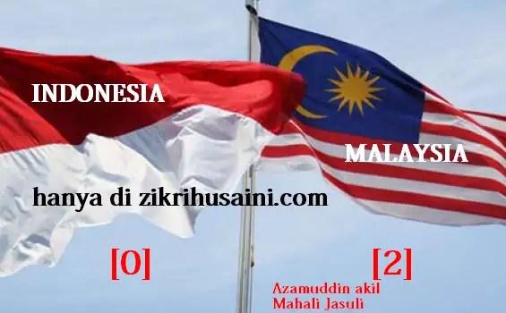 malaysia vs indonesia 2012 , keputusan malaysia vs indonsia 2012