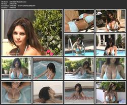 th 019328554 DM V038 Poolside.mov 123 132lo - Denise Milani - MegaPack 137 Videos