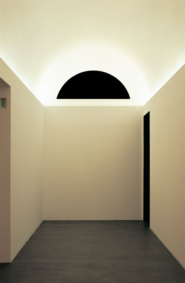 Lunette II 2005, James Turrell Museum