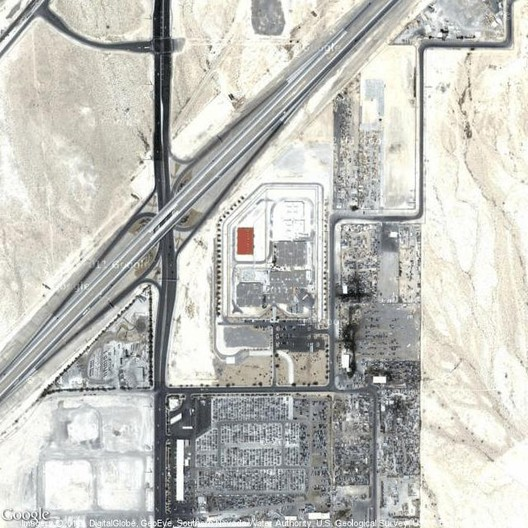 © Prison Map [Google Maps]