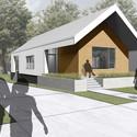 Casa projetada por KEM Studio. Cortesia de Make It Right