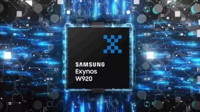 Samsung, giyilebilir teknolojiler pazarına yönelik geliştirdiği yeni işlemcisi Exynos W920'yi tanıttı 14