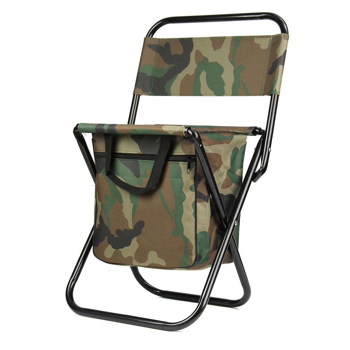 Camo Folding Chair Chairs Camouflage Folding Chair Outdoor Camping Fishing