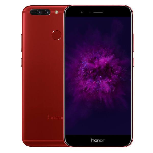 banggood HUAWEI HONOR V9 Kirin 960 2.4GHz 8コア RED(レッド)