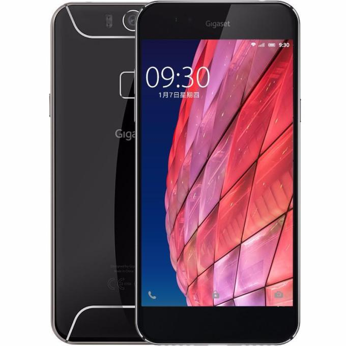 banggood Gigaset Me Snapdragon 810 MSM8994 2.0GHz 8コア BLACK(ブラック)