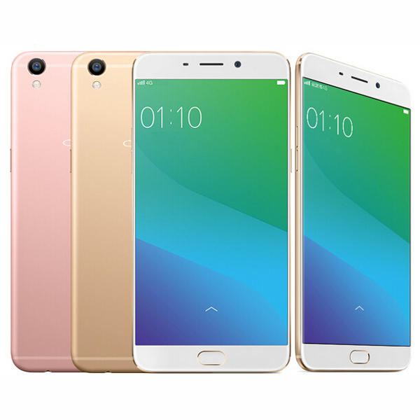 banggood OPPO R9 Plus Snapdragon 652 MSM8976 1.8GHz 8コア GOLDEN(ゴールデン)