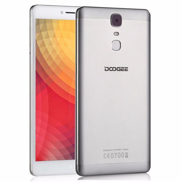 banggood DOOGEE Y6 Max MTK6750 1.5GHz 8コア SILVER(シルバー)