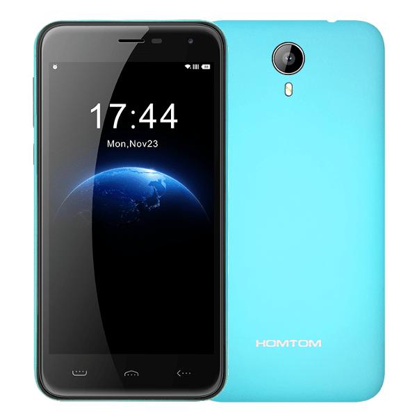 banggood HOMTOM HT3 MTK6735 1.0GHz 4コア BLUE(ブルー)