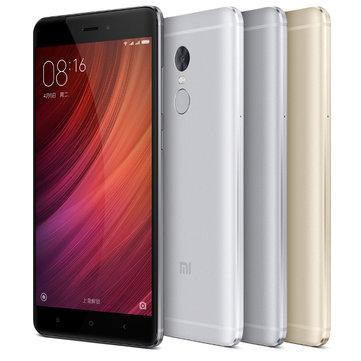 banggood Xiaomi Redmi Note 4 MTK6797 Helio X20 2.1GHz 10コア SILVER(シルバー)