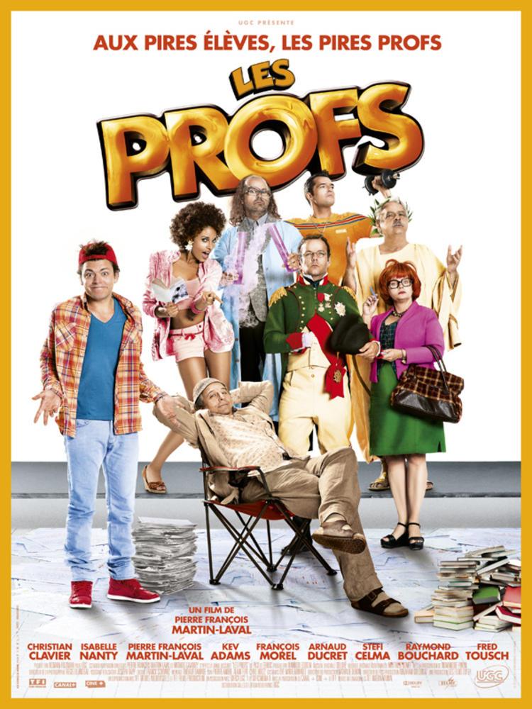 Les Profs 2 Vf : profs, PROFS, (2014), Cinoche.com