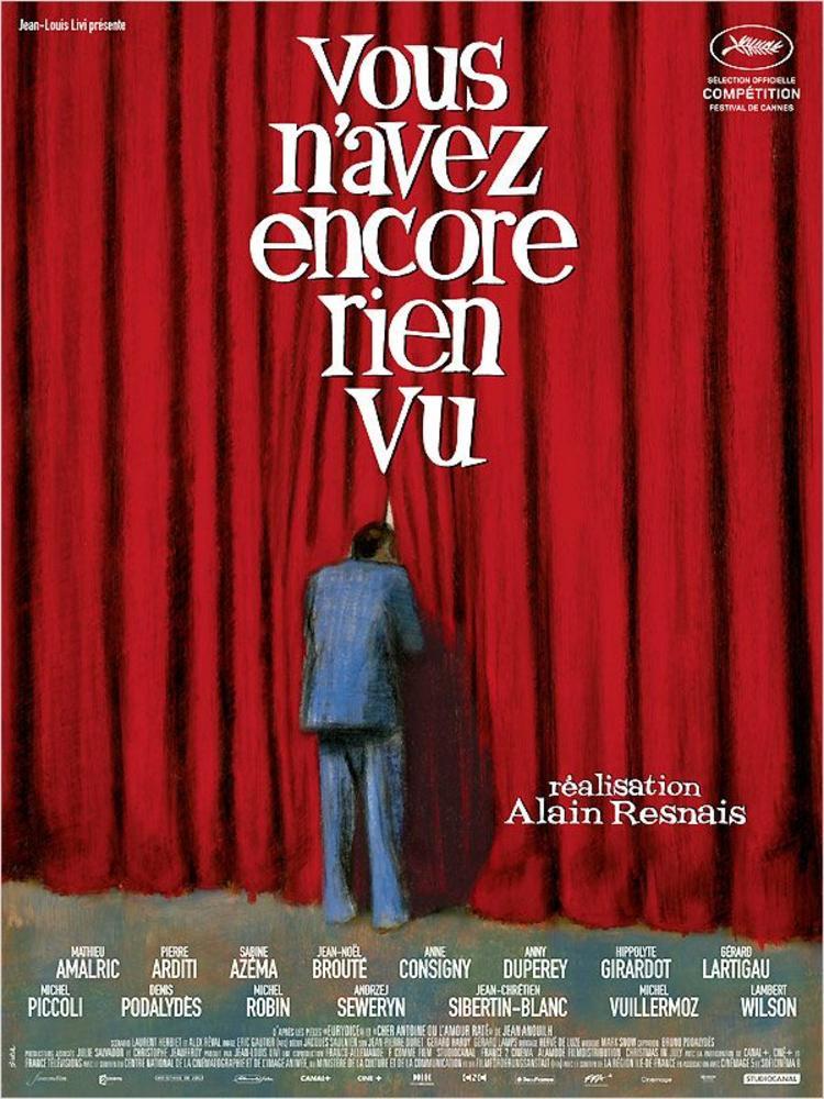 Vous n'avez encore rien vu (2012) - IMDb
