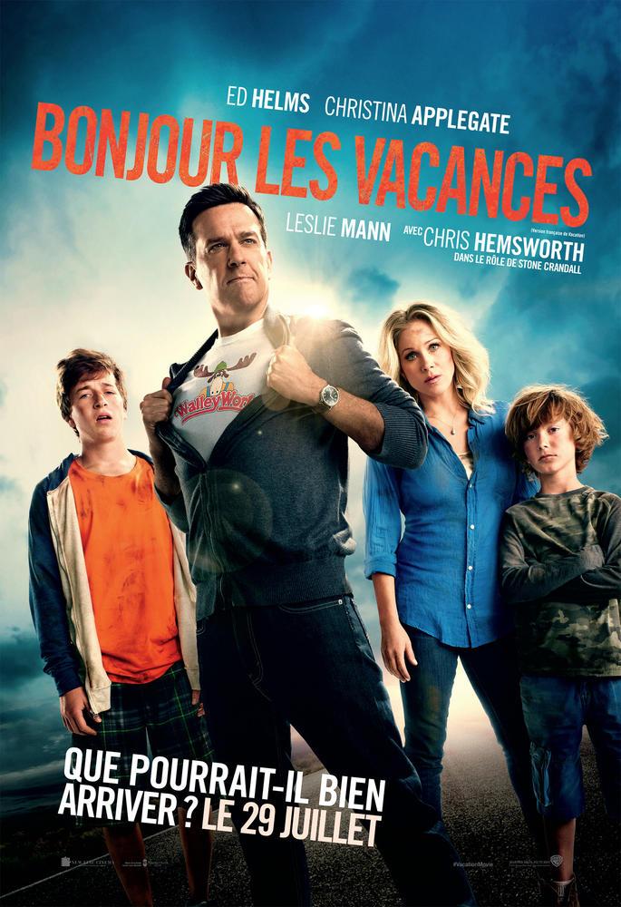 Bonjour Les Vacances... : bonjour, vacances..., BONJOUR, VACANCES, (2015), Cinoche.com