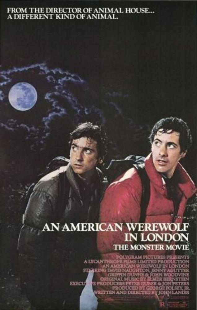 Le Loup Garou De Londres : garou, londres, LOUP-GAROU, LONDRES, (1981), Cinoche.com