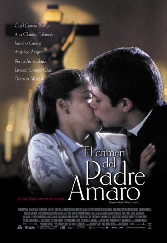 Le Crime Du Père Amaro : crime, père, amaro, CRIME, PÈRE, AMARO, (2002), Cinoche.com