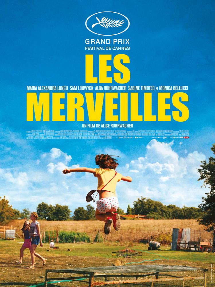 Les Merveilles (film) : merveilles, (film), MERVEILLES, (2015), Cinoche.com